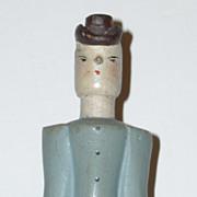 Turned Wood Doll - Germany