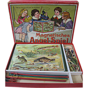 Amazing Antique Fishing Game in Box