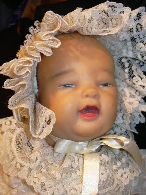 Madame Alexander Baby Doll Fine Old USA Infant Doll Dressed