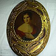 Florentine Lady Art