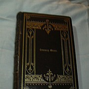 Life And Papers Of A L P Green DD Southern Methodist Rare Leather Book
