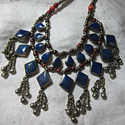 Middle Eastern Stones Necklace