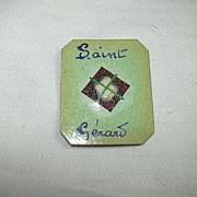 Saint Gerard Reliquary Card