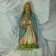 Virgin Mary Madonna Nativity Statue Figurine Large