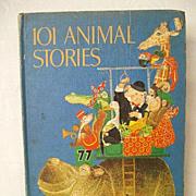 101 Animal Stories - A Delightful Read-Aloud Book