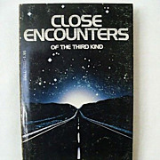 Close Encounters of the 3rd Kind -1978 Paperback