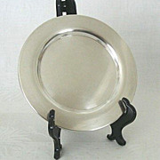 SALE Small Oneida Silver Plate Tray