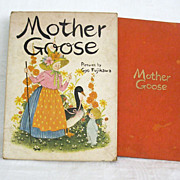 Mother Goose and 300 More Nursery Rhymes