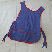 Colorful Kitchen Apron With Large Pockets