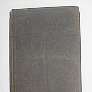 'The Book of Common Prayer' Antique Religious Prayer Book c.1892 / Trinity Church Rensselaerville, N.Y.