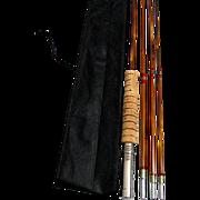 Split Bamboo Fly Rod 9 Ft. 3/2 South Bend