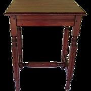 Arts and Craft Table Circa 1910