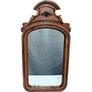 SALE Mirror American Cottage Period Furniture Hand Painted Pine
