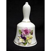 Porcelain Dinner Bell Coalport