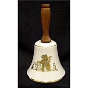 Porcelain Dinner Bell Pickard China