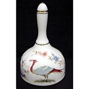 Dinner Bell Minton Porcelain