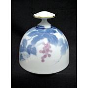 Dinner Bell  Fukagawa Porcelain