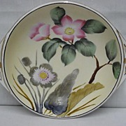 Noritake Candy Dish Hand Painted