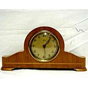 Clock Miniature German Tambour with Alarm 50% OFF
