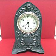 SALE Mantel Clock Art Nouveau by Ansonia