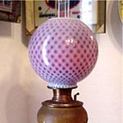 Bradley and Hubbard Banquet Lamp