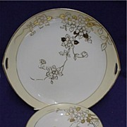 Nippon Cake Set Porcelain Service for 6
