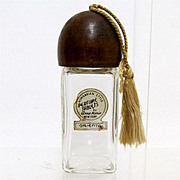SALE Glass Bottle for Perfume Tablets