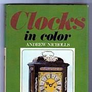 Clocks in Color Andrew Nichols