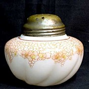 Glass Sugar Shaker Circa 1894 - 1898