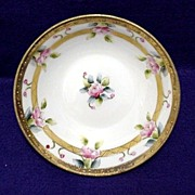 Antique Nippon Porcelain Bowl for $59