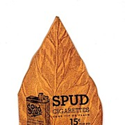 SALE SPUD Cigarettes Needle Book Sharp Set