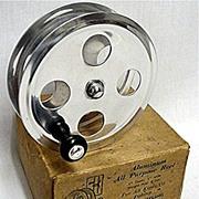 SALE Bernard Goldweber Fly Reel in Original Box 50% OFF