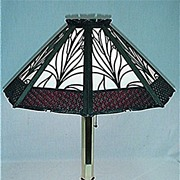 Table Lamp Art Nouveau