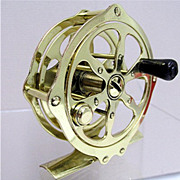 SALE American Solid Brass Fly Reel 50% OFF