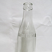 REDUCED Coca Cola Bottle Circa 1900-1915