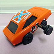 SALE Wind-Up General Lee Toy Car