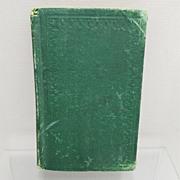 REDUCED Lyric Gems Book  Circa 1878 - 1888