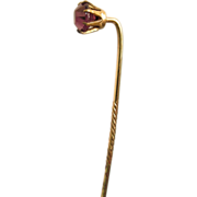 SALE Amethyst Stick Pin