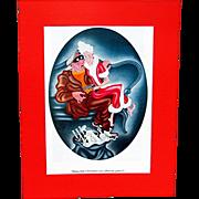 SALE Rodney DeSarro  Satirical Cartoons from 1936 Esquire Magazine