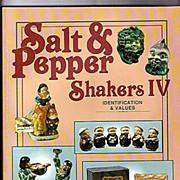 Salt and Pepper Shakers IV by Helene Guarnaccia