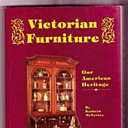 Victorian Furniture Our American Heritage by Kathryn McNerney