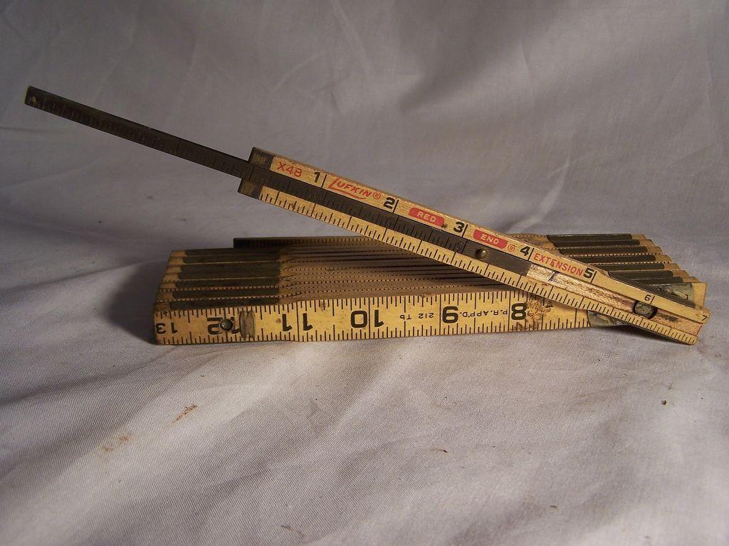 Lufkin 8 Foot Zig Zag Rule-Woodworking Tool