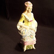 Occupied Japan Lady Figurine