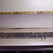 SALE World War 1 Panoramic Photo of Camp Cody, Deming, N.M.--1917