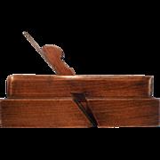 Vintage BUCK, Tottenham Sash Ovolo Wood Moulding Plane--Woodworking Tool