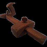 Panel Gauge - Scribing Knife - Marking Tool -  14 inch beam - Woodworking Tool