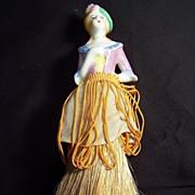 Half Doll Whisk Broom
