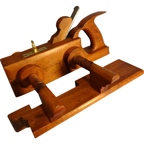 Roxton Pond Tool Co. Plow Plane--Woodworking Tool