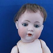 """German Bisque Doll""""Bahr & Proschild"""""""