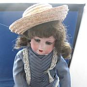 Bisque  German Doll  Armand Marseille